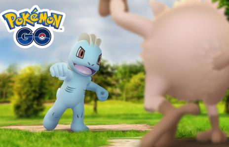 ワンリキー|Pokémon