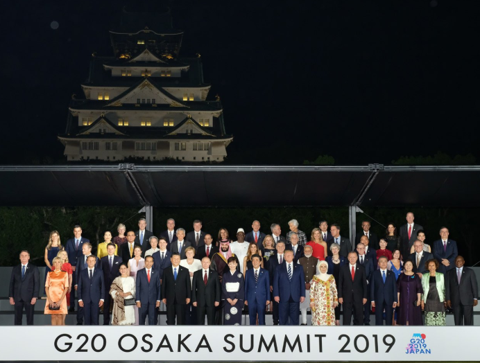 Official account of the G20OsakaSummit
